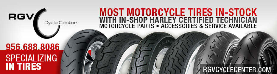 RGV Cycle Center - Specialing in Motorycle Tires