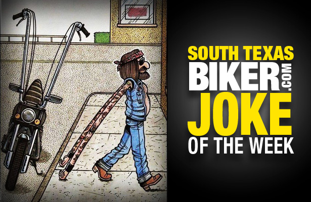 Biker Joke of the Week